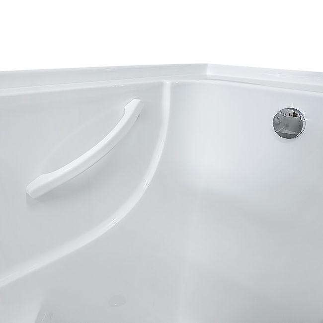 Senioren Sitzbadewanne Seniorenbadewanne Sitzwanne Wanne mit Tür Pool SW701-ALL – Bild 14