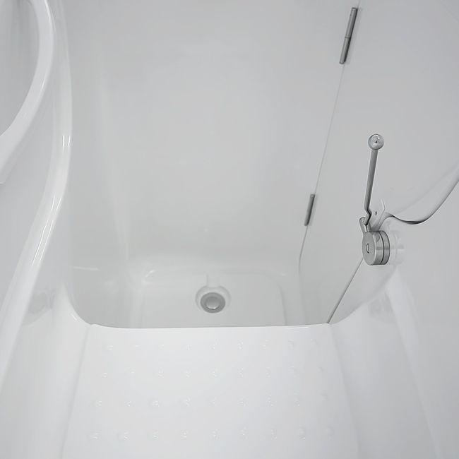 Senioren Sitzbadewanne Seniorenbadewanne Wanne Badewanne mit Tür Pool SW702-ALL – Bild 14