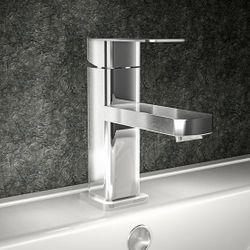 Armatur Waschbeckenarmatur Wasserhahn Waschtischarmatur Einhebelmischer  AWT01