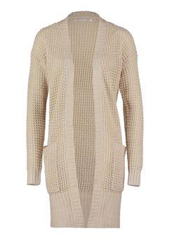 ONLY Damen Oversize Maxi Strick Jacke onlANNA L/S SLIT CARDIGAN KNT – Bild 6