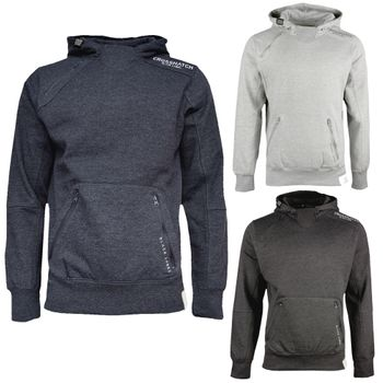 CROSSHATCH Herren Sweatshirt Pullover SINKWELL CH HOODY WITH ZIP DTL Hoodie Kapuze – Bild 1
