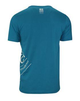 CROSSHATCH Herren T-Shirt NAZMIN PKB CH SIDE PRINT T kurzarm – Bild 4
