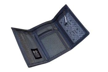 CROSSHATCH Portemonnaie Geldbörse BRAWNY CH NYLON PRINTD WALLET – Bild 5