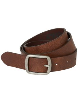 ONLY Damen Leder Gürtel BEACH LAETHER BELT NOOS – Bild 3