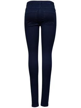 ONLY Damen Jeans Leggings ROYAL HIGH SKINNY PIM101 NOOS blau Jeggings – Bild 2