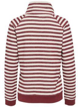 ONLY Damen Sweat-Shirt Pullover onlSIAN L/S HIGHNECK SWT Streifen Hoodie – Bild 5