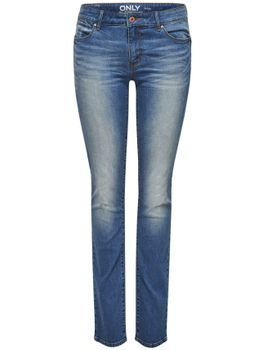 ONLY Damen Denim Jeans SISSE REG SLIM DNM CRY 823 Medium Blue – Bild 2