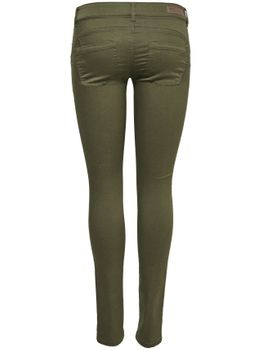 ONLY Damen Hose onlLUCIA SL SKINNY PUSH UP PANT NOOS  superlow – Bild 5