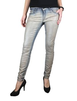 DRYKORN Damen Jeans Hose SKINNY Modell IN coated Stretch – Bild 4