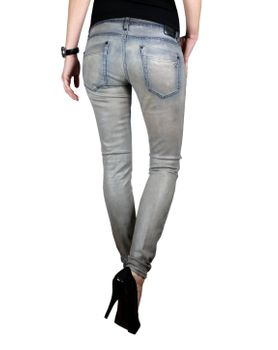 DRYKORN Damen Jeans Hose SKINNY Modell IN coated Stretch – Bild 3