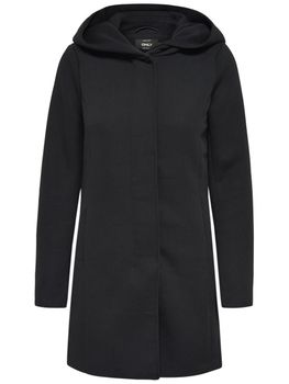 ONLY Damen Mantel Jacke onlSEDONA LIGHT COAT NOOS Parka Kapuze Übergang – Bild 8