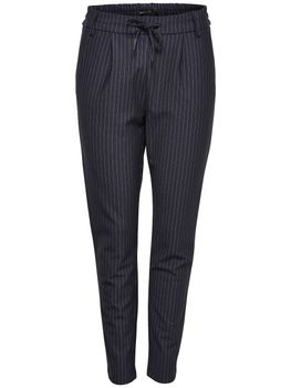 ONLY Damen Chino Stoff Hose POPTRASH CLASSIC PINSTRIPE PANT NOOS – Bild 2