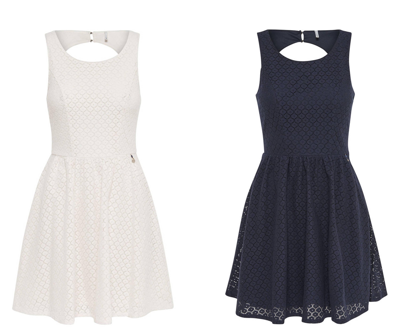 Kleid dunkelblau only