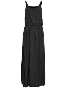 ONLY Damen Kleid onlNOVA SOLID STRAP MAXI DRESS lang Maxikleid Sommer – Bild 3