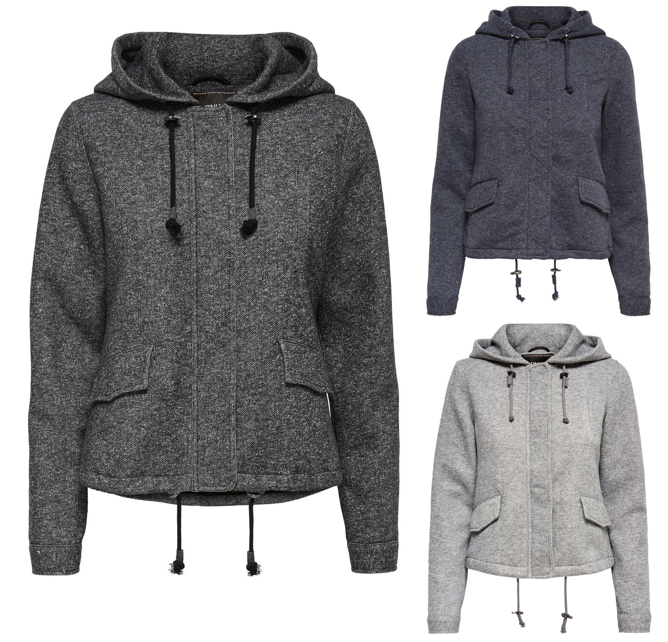 only damen kurze jacke onlrebecca light spring jacket. Black Bedroom Furniture Sets. Home Design Ideas