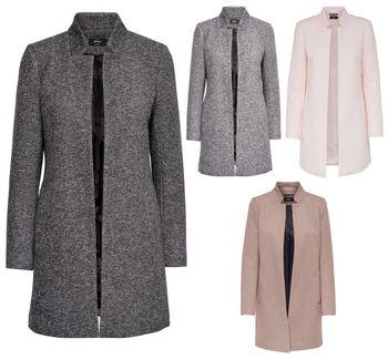 ONLY Damen Mantel Jacke onlSOHO COATIGAN NOOS Trenchcoat Long Blazer Übergang 001