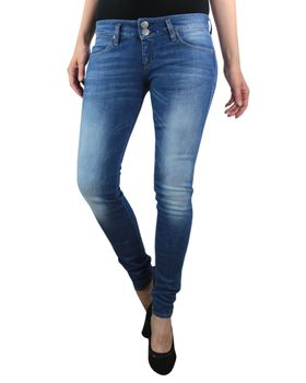 HERRLICHER Damen Jeans MORA SLIM 5314 D9666 634 bliss Denim Powerstretch – Bild 4