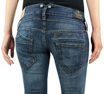 HERRLICHER Damen Jeans PITCH 5003 D9661 010 classic Denim Comfort +