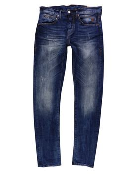 HERRLICHER Herren Jeans TYLER TAPERED 5721 D9661 642 road tested Denim Comfort Plus – Bild 1