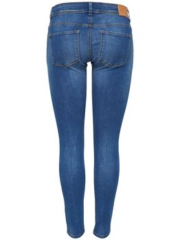 ONLY Damen Jeans onlCORAL SL SK SOO1743G NOOS shape skinny superlow medium blue – Bild 2