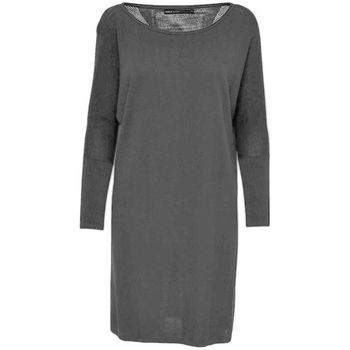 ONLY Damen Strickkleid onlPOLLY 7/8 DRESS Strick Long-Pullover kurzer Longpulli – Bild 4