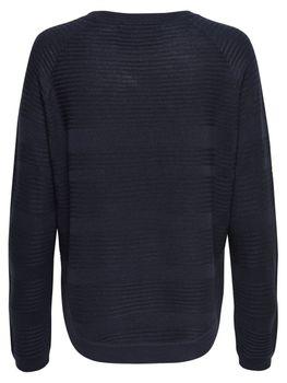 ONLY Damen Oversize Strick-Pulli Shirt onlCAVIAR L/S PULLOVER KNT NOOS – Bild 12