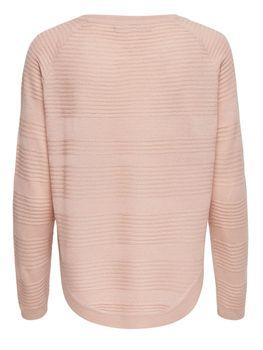 ONLY Damen Oversize Strick-Pulli Shirt onlCAVIAR L/S PULLOVER KNT NOOS – Bild 3
