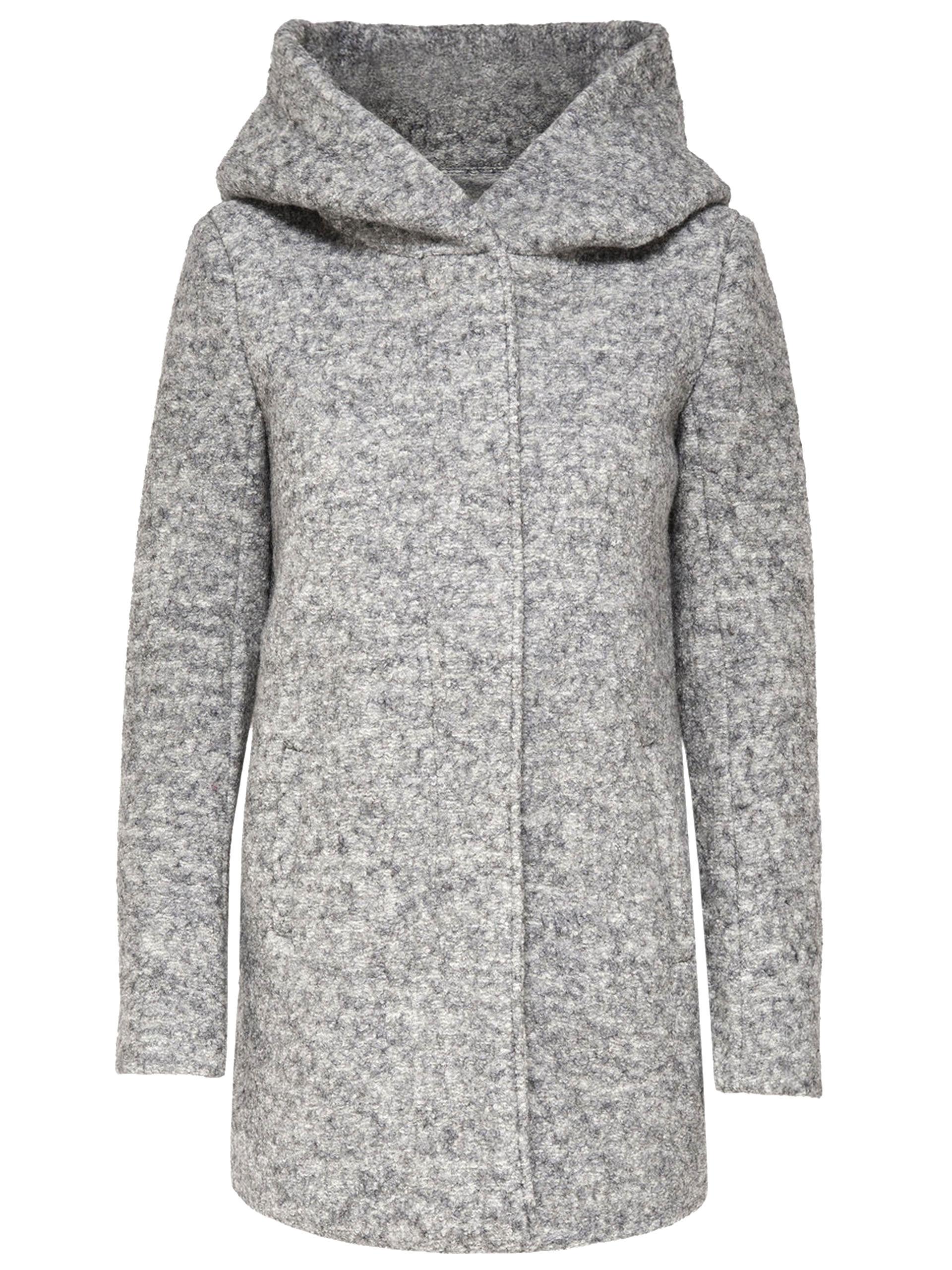 Only Damen Wollmantel Mantel Jacke Onlindie Noma Wool Coat Parka