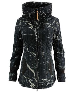 KHUJO Damen Winterjacke Jacke Mantel TWEETY PRIME Winter Parka Kapuze – Bild 5