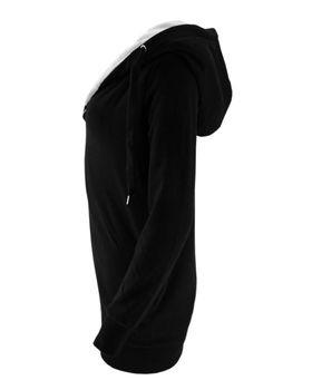 ONLY Damen Sweatjacke Jacke onlVEGA L/S ZIP HOOD SWT Long Hoodie Kapuze – Bild 3