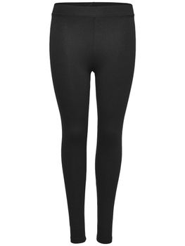 ONLY Damen Leggins Hose onlLIVE LOVE NEW LEGGINGS MIX 2er Pack schwarz Sterne – Bild 3