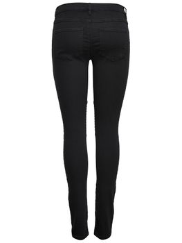 ONLY Damen Jeans Leggings onlRAIN REG SK FRESH BIKER CRY6060 schwarz – Bild 2