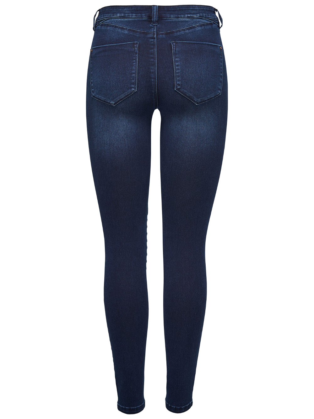 8269ae3233f1 ONLY Damen Jeans Leggings onlROYAL BIKER REG DNM BJ11502 Jeggings  dunkelblau – Bild 2