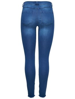 ONLY Damen Jeans Jeggings Hose onlROYAL REG  SKINNY BJ11506 NOOS Denim mittelblau – Bild 3