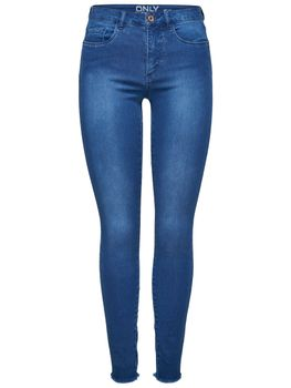 ONLY Damen Jeans Jeggings Hose onlROYAL REG  SKINNY BJ11506 NOOS Denim mittelblau – Bild 2