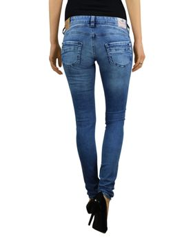 HERRLICHER Damen Jeans PIPER SLIM 5650 D9668 724 pearl river Denim Powerstretch – Bild 4