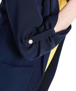 ONLY Damen Jacke onlKAYLA ANNA 3/4 BLAZER TLR Long Jackett Anzugjacke  – Bild 8