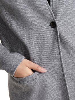 ONLY Damen Mantel Jacke onlFLOA SPRING COAT OTW Long Trenchcoat Langmantel Übergang – Bild 4