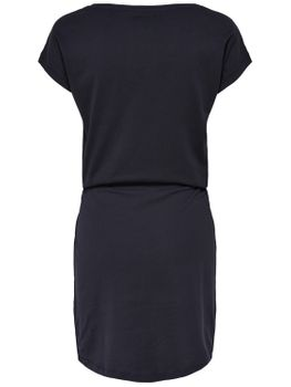 ONLY Damen Kleid onlMAY S/S DRESS NOOS kurzarm Sommerkleid Shirtkleid Streifen Punkte – Bild 10