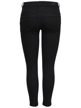 ONLY Damen Jeans Hose onlDAISY REG PUSHUP SK ANK JNS MJ01 NOOS skinny knöchellang schwarz – Bild 2