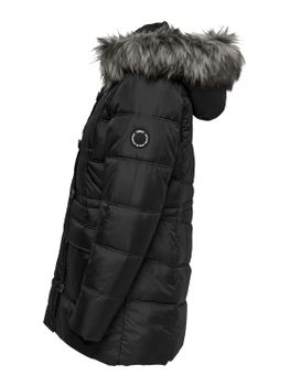 ONLY Damen Winterjacke Stepp-Jacke Mantel onlNEWOTTOWA NYLON COAT OTW Fell – Bild 3
