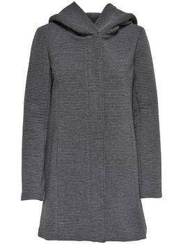 ONLY Damen Blazer Mantel Jacke onlSEDONA LINK COAT CC OTW Trenchcoat Übergang