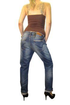 ONLY Damen Jeans TOKYO BOYFRIEND Baggy W 27 und 28 001