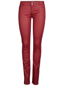ONLY Damen Leggings Hose ULTIMATE LOW COATED PANT – Bild 4