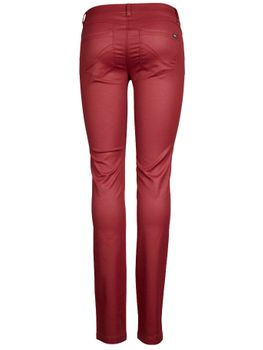 ONLY Damen Leggings Hose ULTIMATE LOW COATED PANT – Bild 5