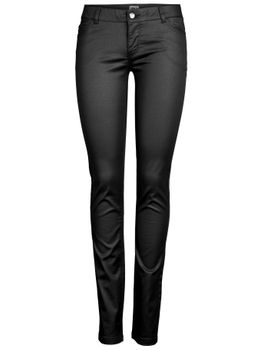 ONLY Damen Leggings Hose ULTIMATE LOW COATED PANT – Bild 2