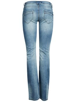 ONLY Damen Denim Jeans Hose STRAIGHT LOW AUTO DESTROY BJ 2368 chiara – Bild 2