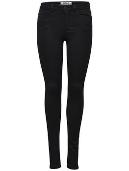 ONLY Damen Jeans Leggings ROYAL REG SKINNY PIM 600 black schwarz – Bild 2