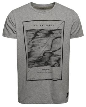 JACK & JONES CORE Herren T-Shirt JJ CO MAKE TEE SS CREW NECK – Bild 4