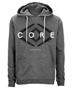 JACK & JONES CORE Herren Pullover Hoodie JJ CO STONE SWEAT HOOD Kapuze – Bild 4